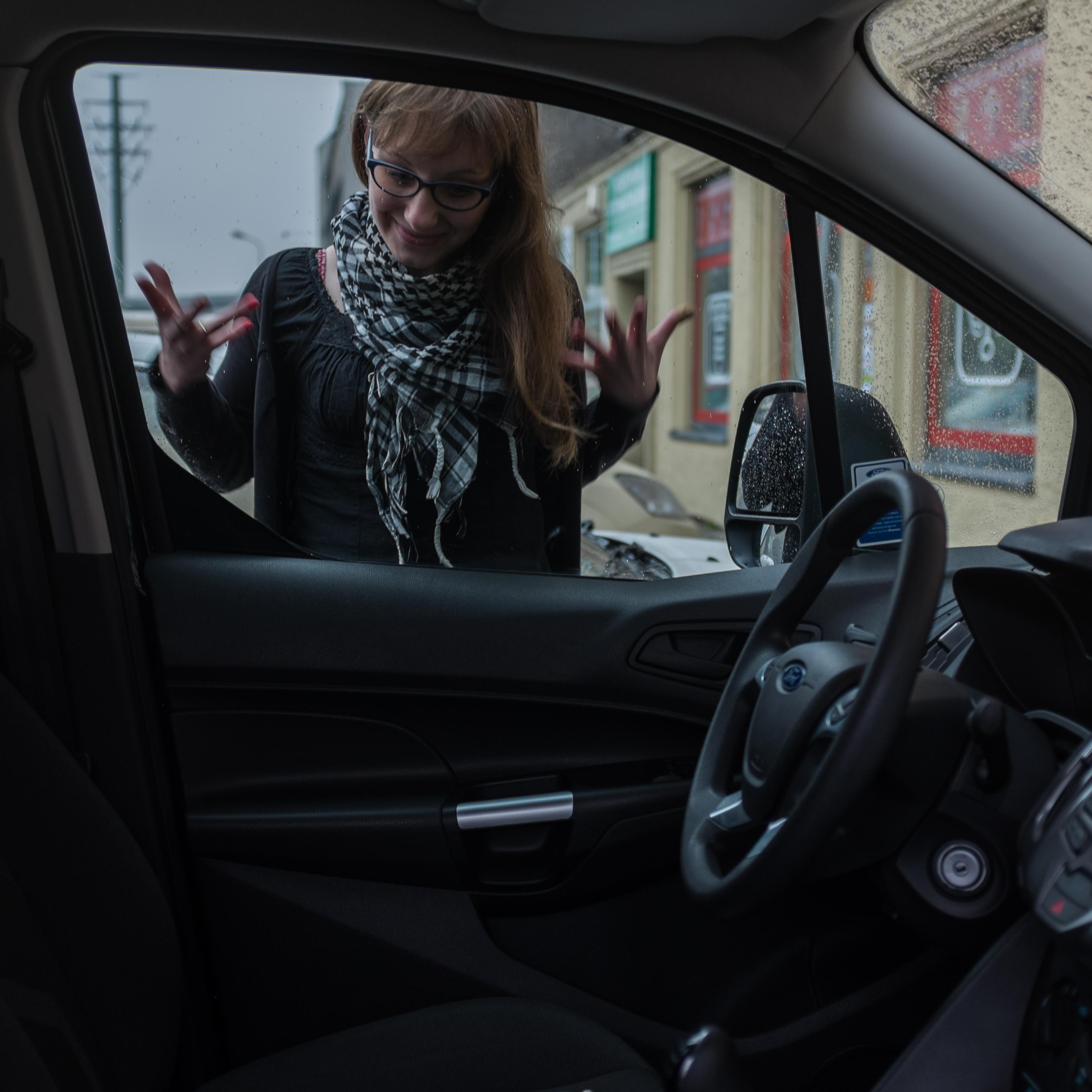 Awaryjne otwieranie samochodów Ochota