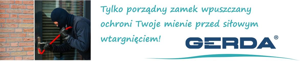 Zamki wpuszczane do drzwi Warszawa;